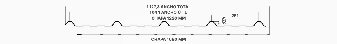 Panel T100 (EPS)